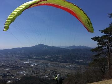 4月10日(火)2000mまで上がりました。