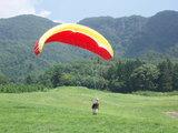 8月24日(金)   ○フライト成立 晴れ 南の風