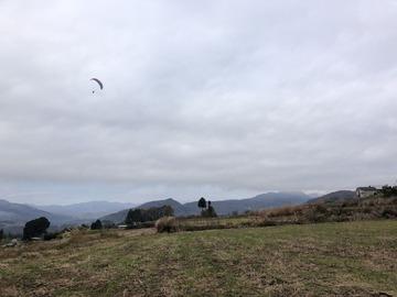 11月22日(金)曇りのち雨で南東の風
