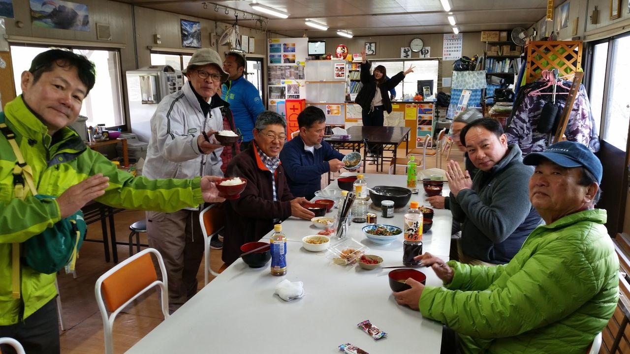2019年4月28日(日) レスキュー開傘トレーニング★&浮遊体験 開催デス(*´▽`*)