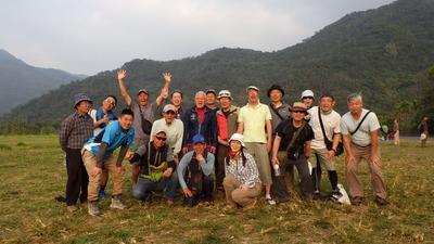 2016年2月19日(木) 台湾フライトツアー 3日目