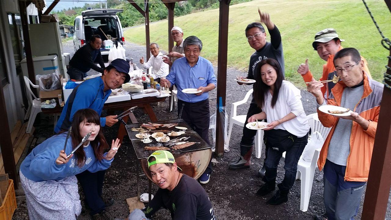 2019年🐟秋刀魚パーティー実施のご報告🐟