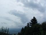 9月10日(月)   ×フライト不成立 雨時々曇り 南の風