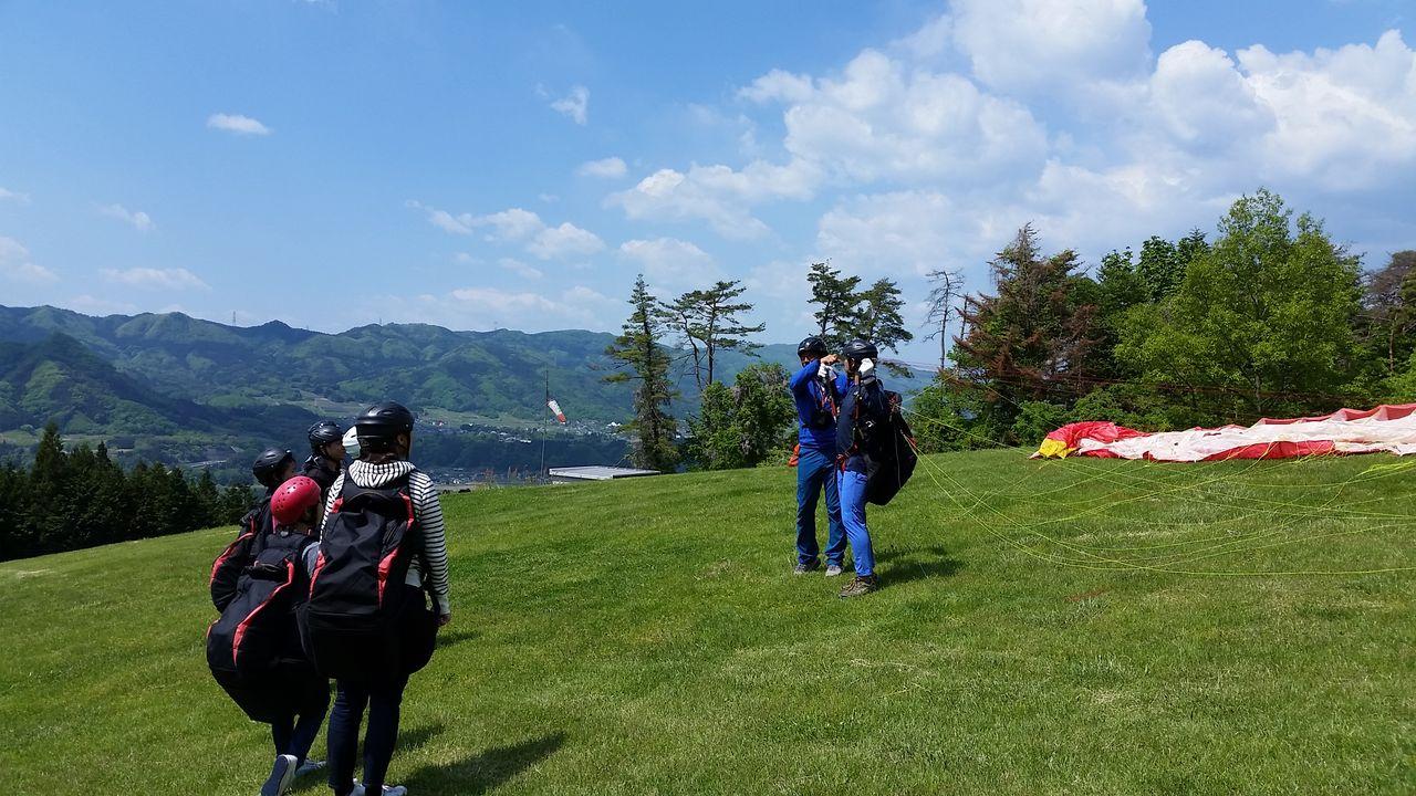 ★平成最後のGW 空へ!山へ!まだ見ぬ世界へ! 遊びに来て見ませんか!? 体験チャレンジャー大募集中😉★