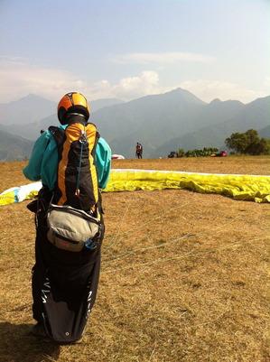 グランボレパラグライダーin台湾ツアー