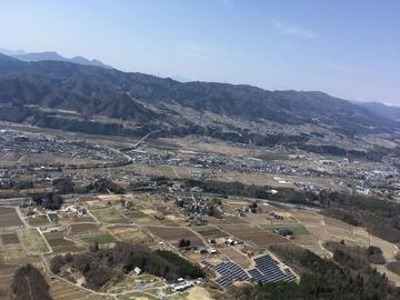 4月1日(日)エアハートの上野さんがこられました