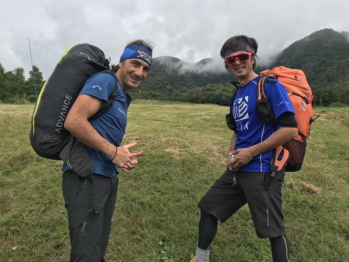 【Gin Gliders Yeti デイ!!】Hike&Fly 鉄人デモレース・レポート�