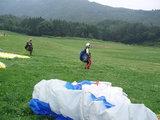 7月7日(土)  ○フライト成立 曇りのち晴れ 南東の風