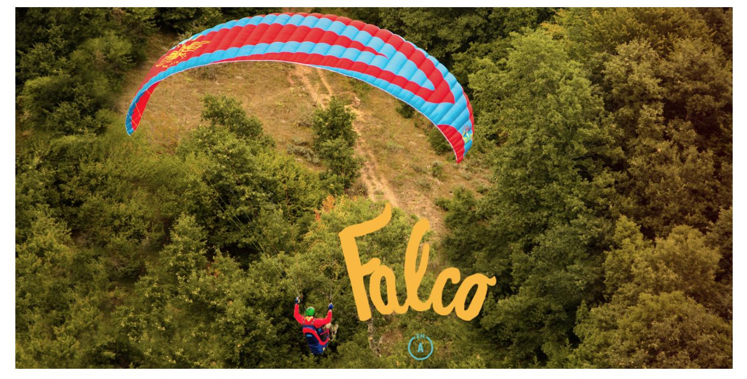 ICARO FALCO でスタイルも飛びも目立とう!