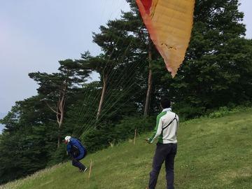 6月29日(木)飛べました。