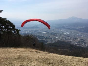 4月6日(木)1400mまで上がりました。