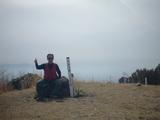 八方ヶ岳山頂