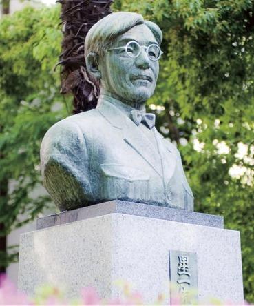 HoshiHajimeStatue
