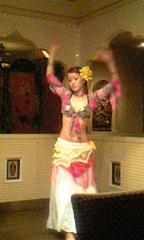 新宿サムラート、踊りのお姉さん