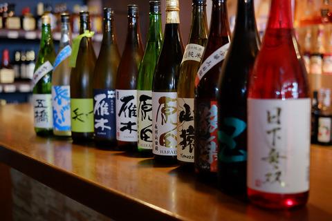 和酒フェス日本酒