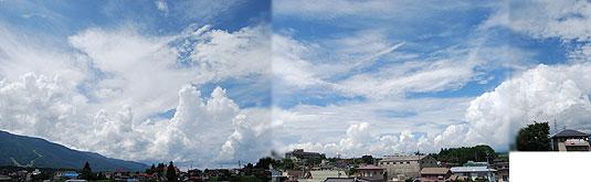 富士見も夏真っ盛り