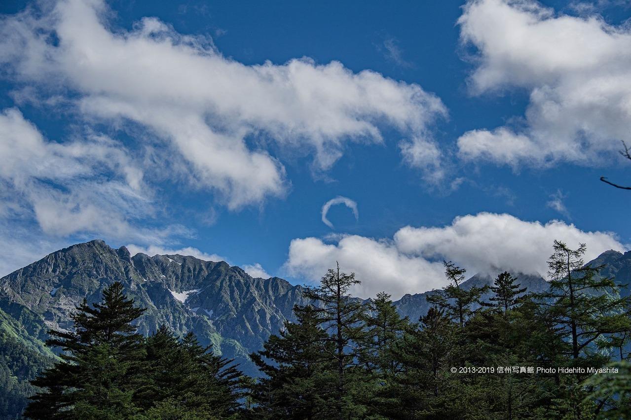 Cの様な雲