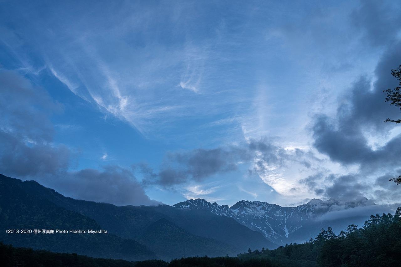 雲のベール