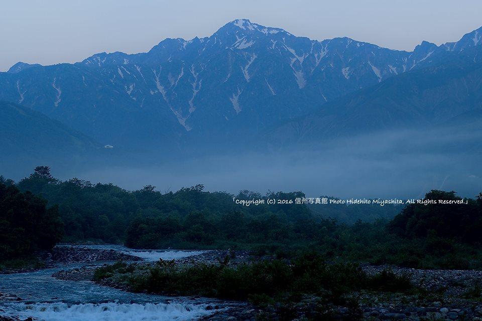 黎明五竜岳