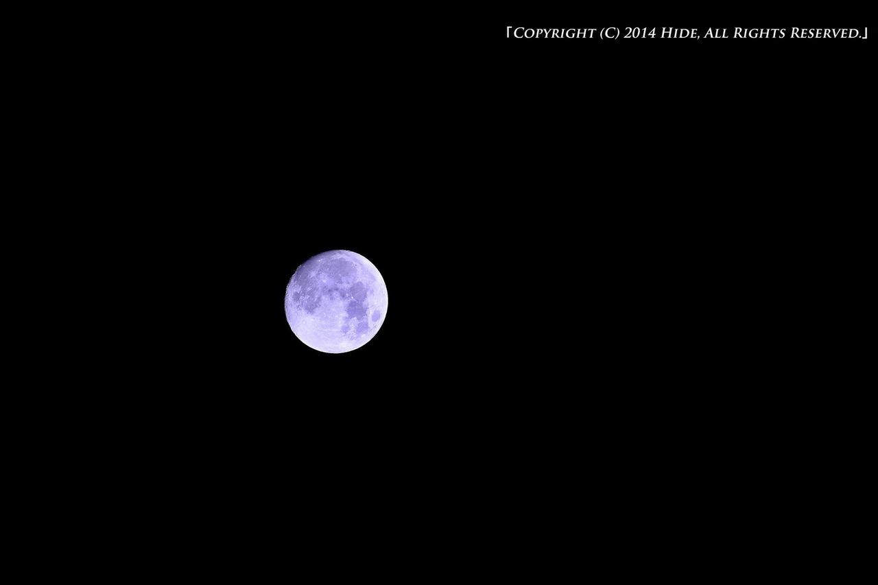 171年ぶりの月