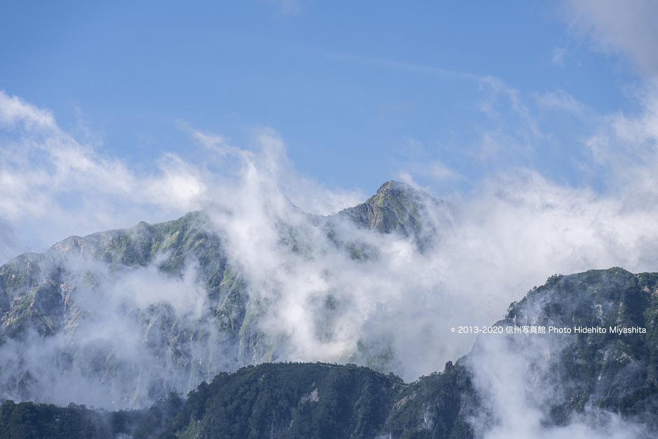 雲間の鹿島槍_20200814-_DSC5121