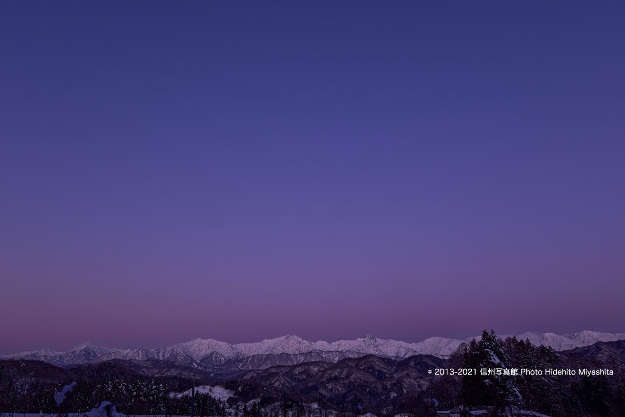 ビーナスベルトの後立山連峰_20210220-_DSC0811