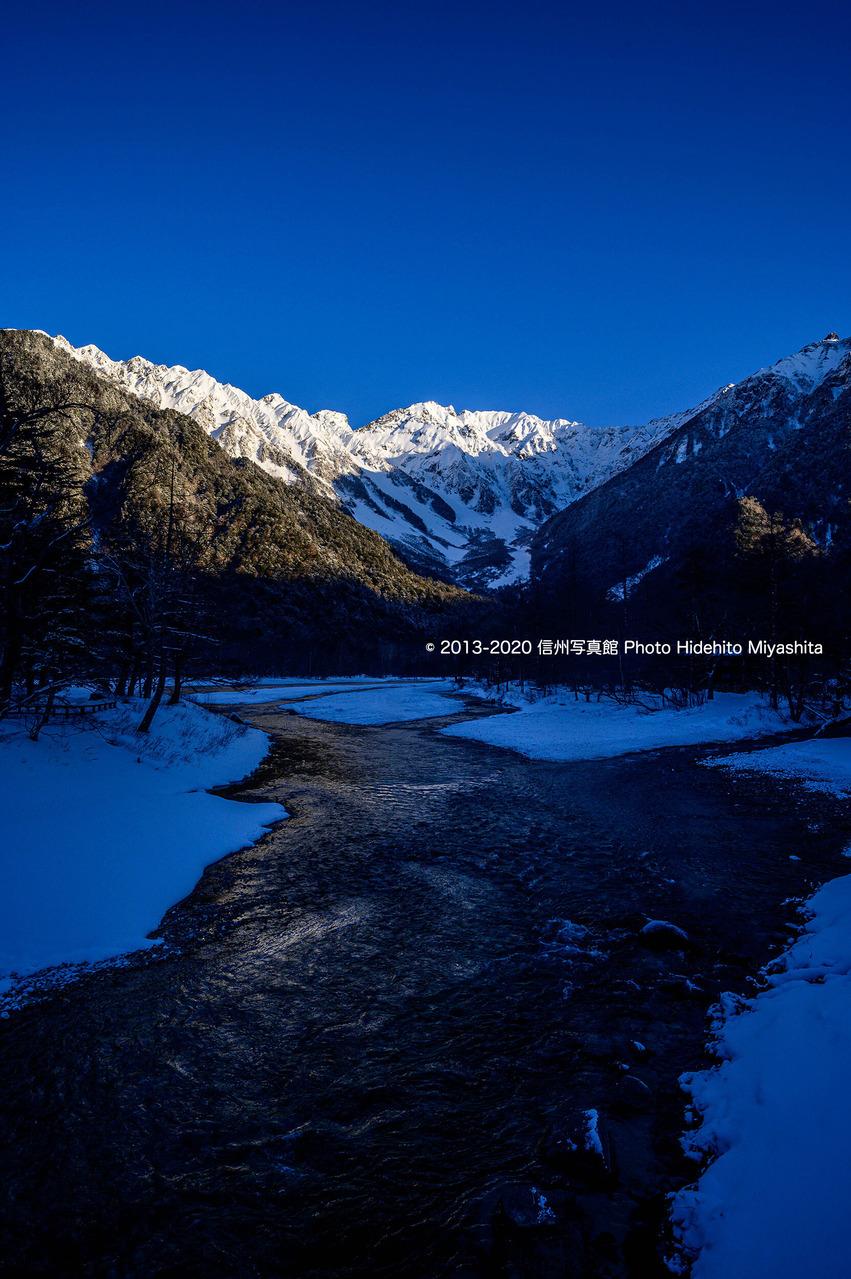 上高地 冬景_20200119-DSC_5250