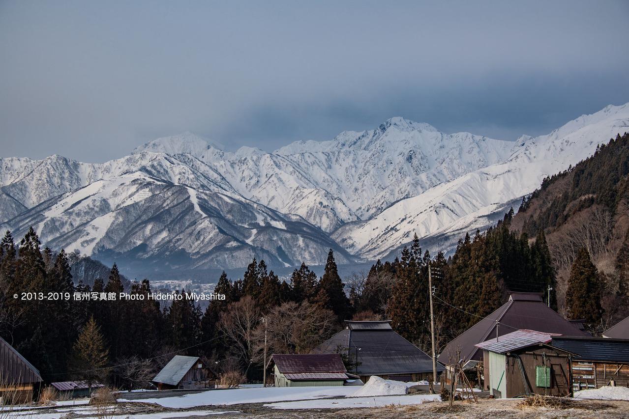 雪の少ない青鬼 20190317-_DSC7043