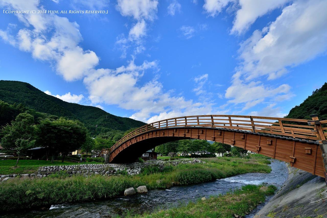 奈良井大橋