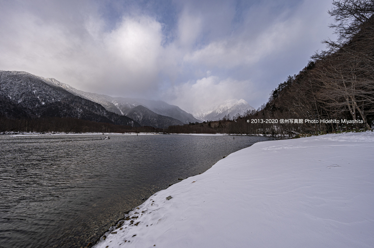 冬の大正池_20201220-_DSC2714