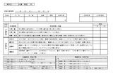 人事評価シート【成績・情意】