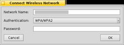 ConnectWirelessNetwork