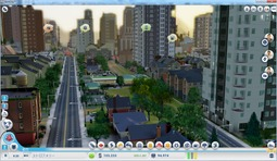 SimCity_昼