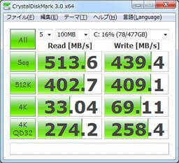 CrystalDiskMarkResult_100MB