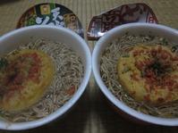 天ぷら蕎麦比較