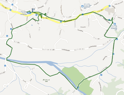 GPS_グリンデルワルト散策