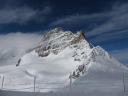 ユングフラウヨッホの山
