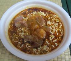 台湾カップ麺3