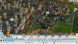 シムシティ_酷い交通渋滞