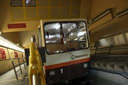 スネガ・パラダイスの鉄道