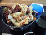 牛肉天丼@けいすけ屋