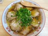 叉焼麺@山藤花