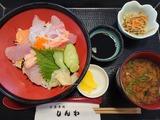 海鮮丼@しんわ