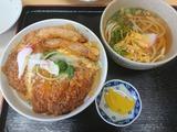 カツ丼セット@たかさき