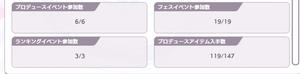 【シャニマス】プロデュースアイテムコンプガチ勢っているのか…?