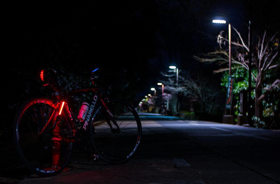 ... 多摩湖自転車道が虚無過ぎる件