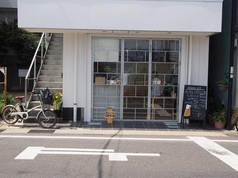 明日8/28北口駅前のカフェでフルートコンサート