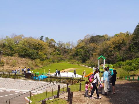 花の丘公園20150416