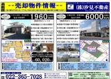 H28/3/25(金)河北新報 折込広告・表面