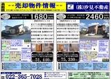 H26/12/12(金)河北新報 折込広告 表面